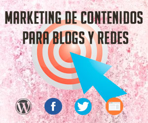 Marketing de contenidos para blogs y redes