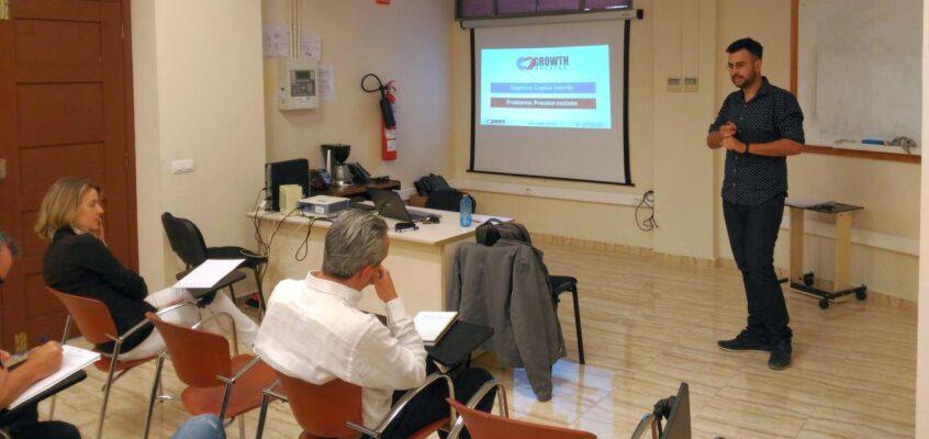 Formación de Growth Hacking (Marketing Digital) en Autoridad Portuaria de Tenerife