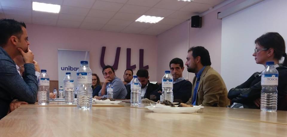 Sesión de inversores en Tenerife - sesión privada de formación para inversores