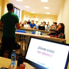 Formación de Growth Hacking y Marketing digital en #launchTF – Programa Preaceleración de Startups