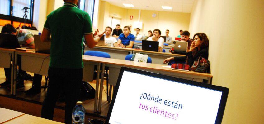 Formación de Growth Hacking y Marketing digital en #launchTF – Programa Preaceleración de Startups