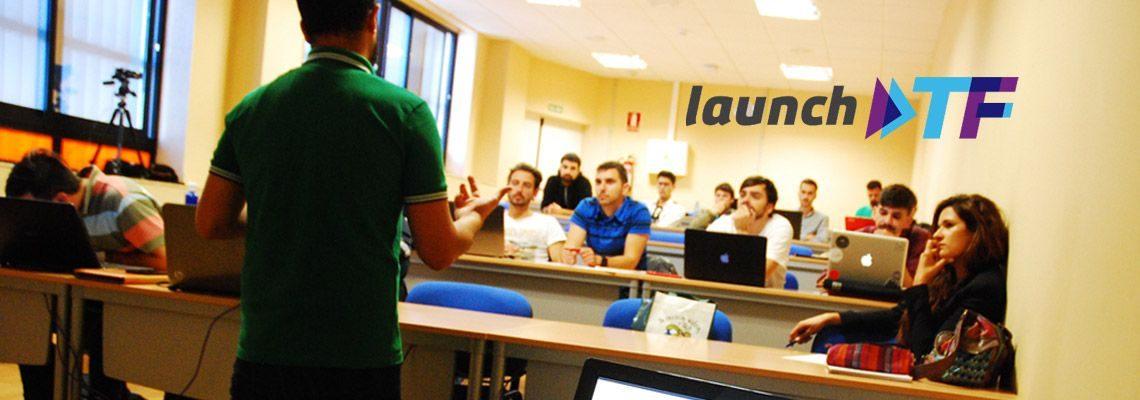 Máster Class para los proyectos de pre-aceleraciónd del programa #LaunchTF de Canarias.