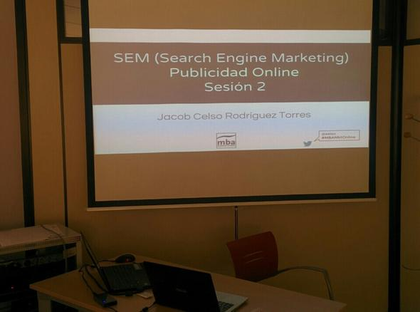Experto en Marketing - Marketing en buscadores - SEM - MBA - Tenerife - Publicidad Online