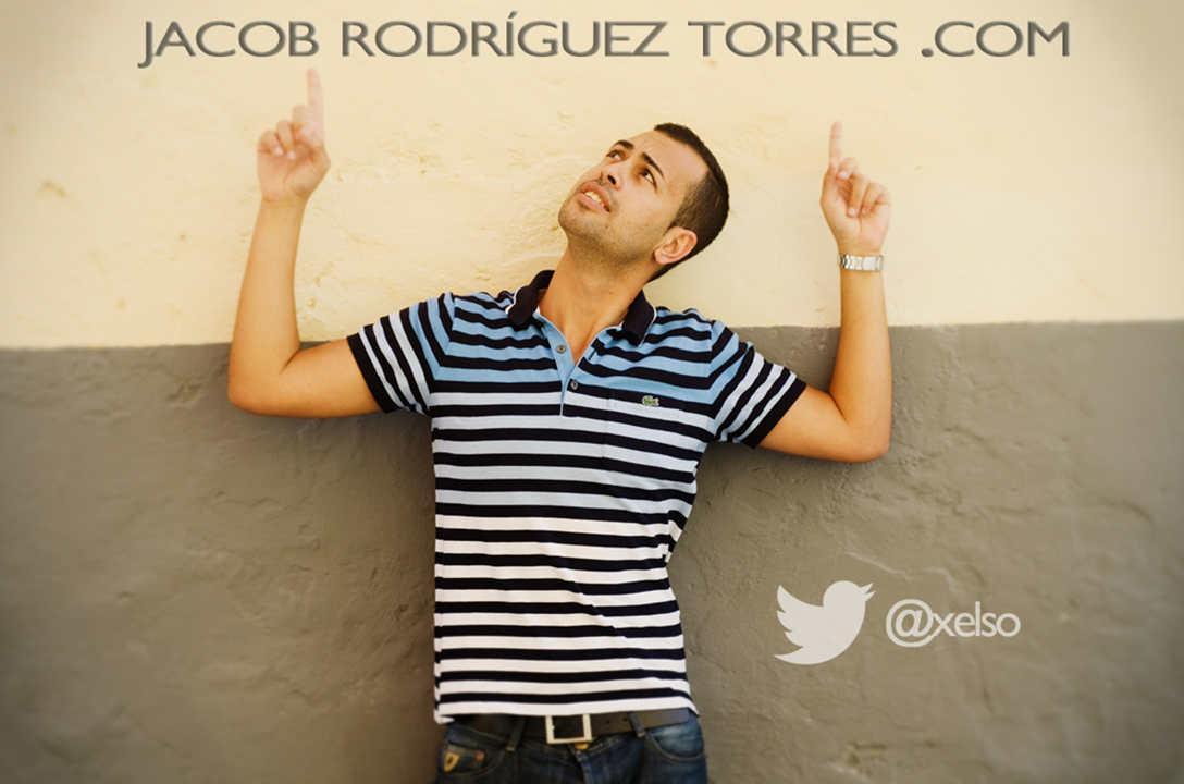Jacobrodrigueztorres.com conocido como @xelso en Twitter