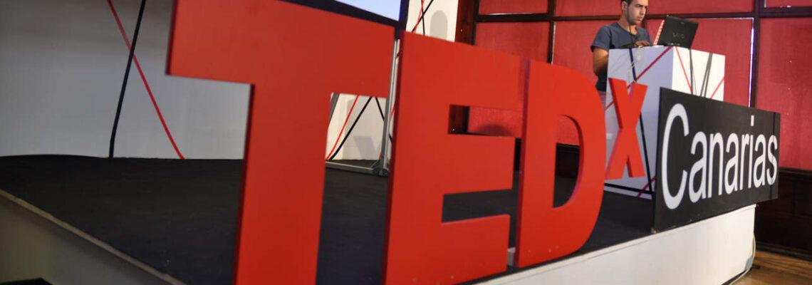 En TEDxCanarias 2012 en Las Palmas de Gran Canaria