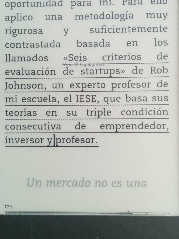 ¿Tienes una Startup? - Seís criteros de evaluación de startups de... - Ebook