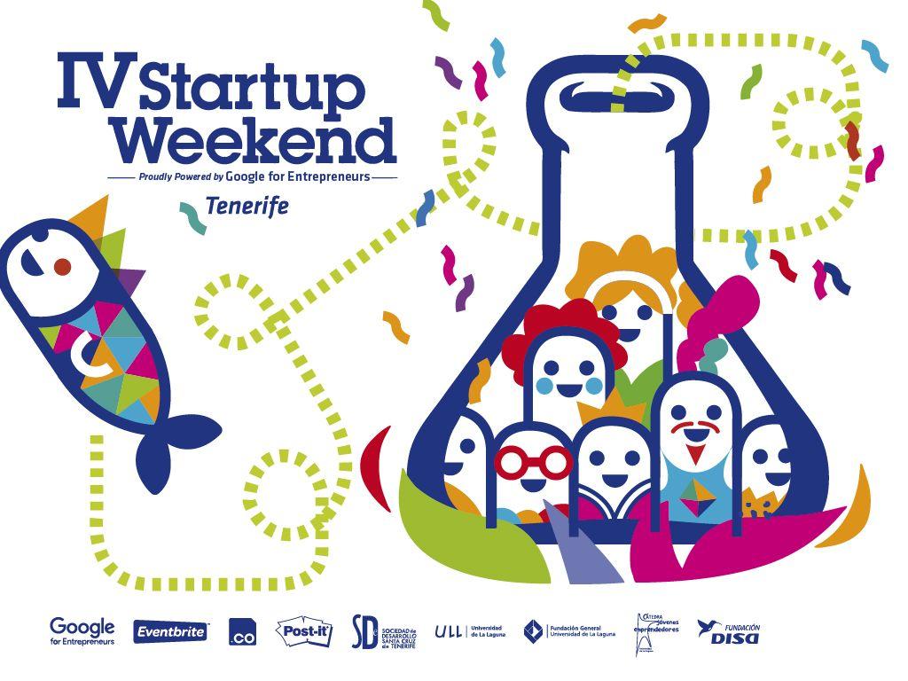 Reunión de lanzamiento del Tenerife Startup Weekend 2016