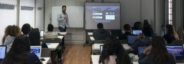 Jacob Xelso Rodriguez Torres - Master Class - Universidad Europea de Canarias - Máster Class de Marketing Digital Medios, Soportes y Publicidad Online