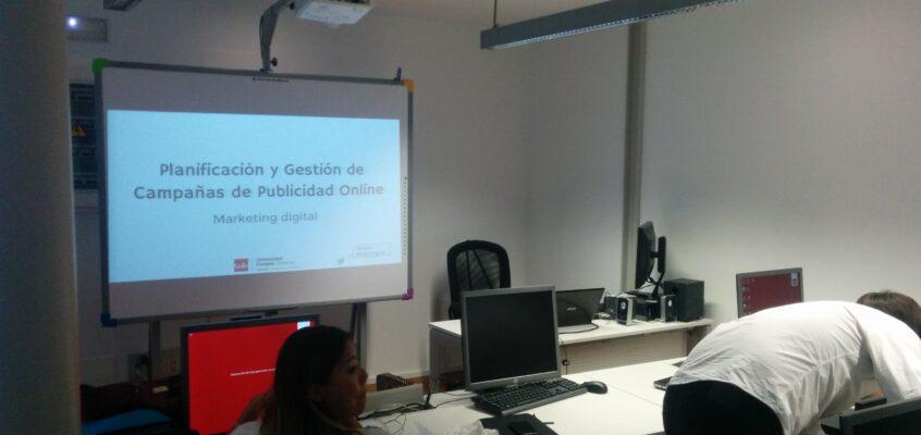 Planificación y Gestión de Campañas en Publicidad Online – Universidad Europea de canarias