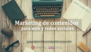Marketing de contenidos para web y redes sociales - JCRT- Curso online de marketing digital