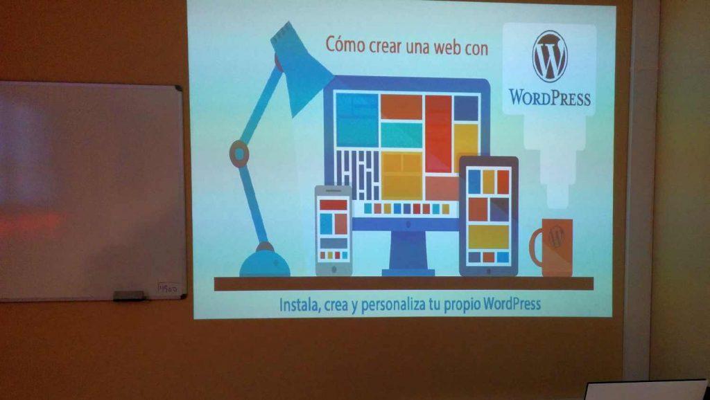 Clase presencial de wordpress