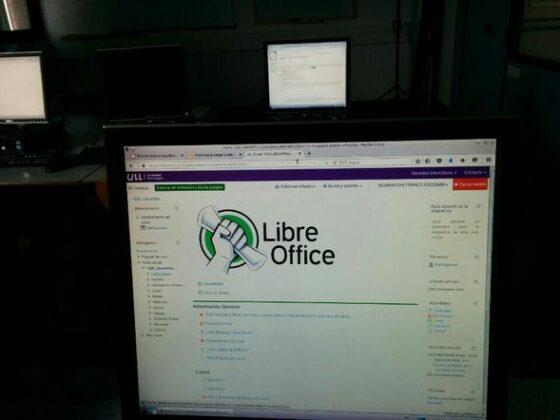 AulaVirtual - LibreOffice - Curso de formación en Tenerife - Jacob Rodríguez