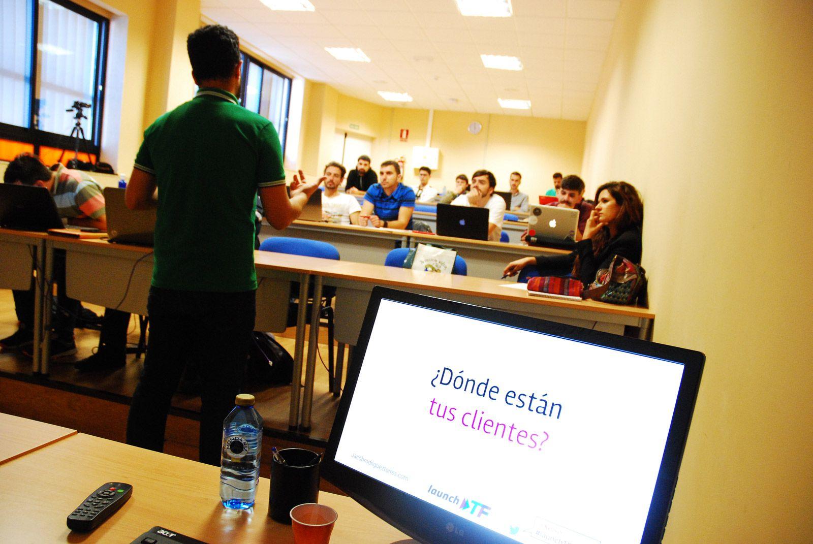 Donde están los clientes - Startup y emprendedores